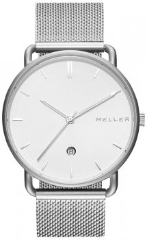 Meller L3P-2SILVER - zegarek męski