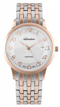 Adriatica A1268.R123Q - zegarek męski