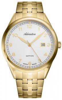 Adriatica A8260.1123Q-POWYSTAWOWY - zegarek męski