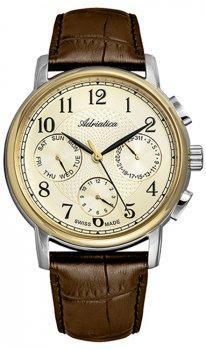 Adriatica A8256.2221QF - zegarek męski