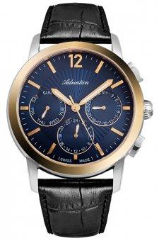 Adriatica A8273.2255QF-POWYSTAWOWY - zegarek męski