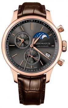 Aerowatch 78986-RO02 - zegarek męski