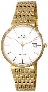 Bisset BSDF03GISX03BX - zegarek męski
