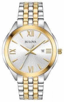 Bulova 98B331 - zegarek męski