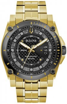 Bulova 98D156 - zegarek męski