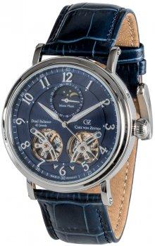 Carl von Zeyten CVZ0054BL/SZAF - zegarek męski