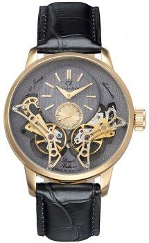 Carl von Zeyten CVZ0064GGY - zegarek męski