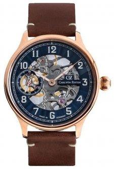 Carl von Zeyten CVZ0021RBL - zegarek męski