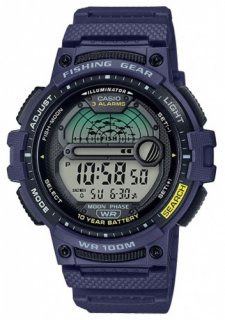 Casio WS-1200H-2AVEF - zegarek męski