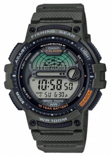 Casio WS-1200H-3AVEF - zegarek męski