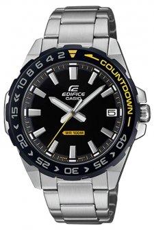 EDIFICE EFV-120DB-1AVUEF - zegarek męski