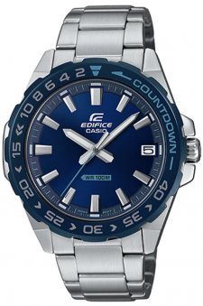 EDIFICE EFV-120DB-2AVUEF - zegarek męski