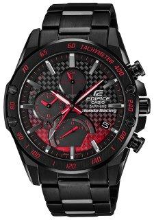 EDIFICE EQB-1000HR-1AER - zegarek męski