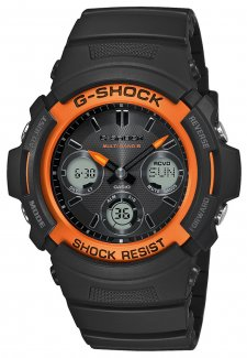 G-Shock AWG-M100SF-1H4ER - zegarek męski