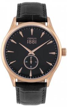 Cerruti 1881 CRA24002 - zegarek męski
