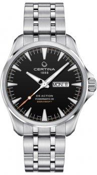 Certina C032.430.11.051.00 - zegarek męski