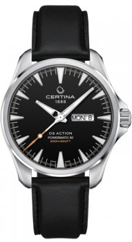 Certina C032.430.16.051.00 - zegarek męski