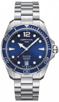 Certina C032.451.11.047.00 - zegarek męski