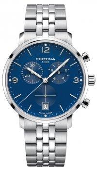 Certina C035.417.11.047.00 - zegarek męski