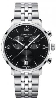 Certina C035.417.11.057.00 - zegarek męski
