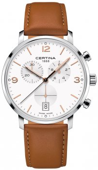 Certina C035.417.16.037.01 - zegarek męski