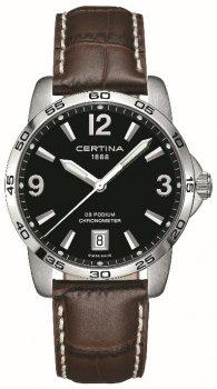 Certina C034.451.16.057.00 - zegarek męski