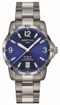 Certina C034.451.44.047.00 - zegarek męski