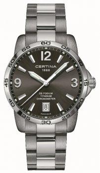 Certina C034.451.44.087.00 - zegarek męski
