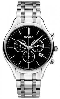 Doxa 218.10.101.10 - zegarek męski