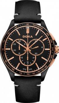 Doxa 287.70R.101.01 - zegarek męski