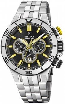 Festina F20448-8 - zegarek męski