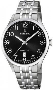 Zegarek zegarek męski Festina F20466-3