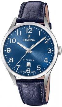 Festina F20467-2 - zegarek męski