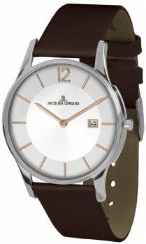 Jacques Lemans 1-1850F - zegarek męski