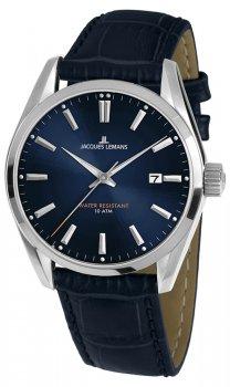 Jacques Lemans 1-1859C - zegarek męski