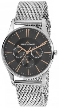 Jacques Lemans 1-1929J - zegarek męski