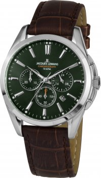 Jacques Lemans 1-1945C - zegarek męski