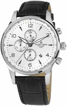 Jacques Lemans 1-1844ZB - zegarek męski
