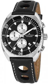 Jacques Lemans 1-2041A - zegarek męski