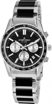 Jacques Lemans 1-2059G - zegarek męski