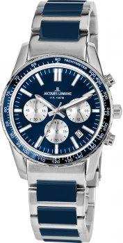 Jacques Lemans 1-2059I - zegarek męski