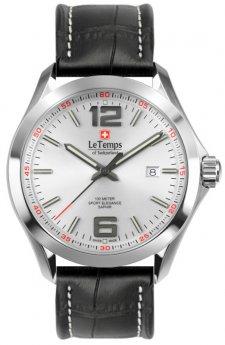 Le Temps LT1040.07BL01 - zegarek męski