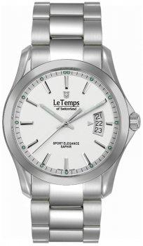 Le Temps LT1080.11BS01 - zegarek męski