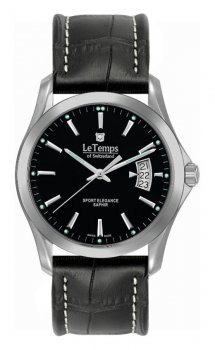 Le Temps LT1080.12BL01 - zegarek męski