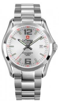 Le Temps LT1090.07BS01 - zegarek męski