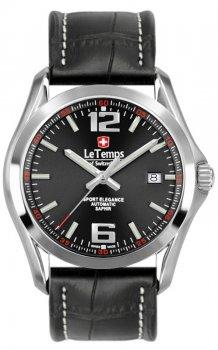 Le Temps LT1090.08BL01 - zegarek męski