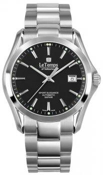 Le Temps LT1090.12BS01 - zegarek męski