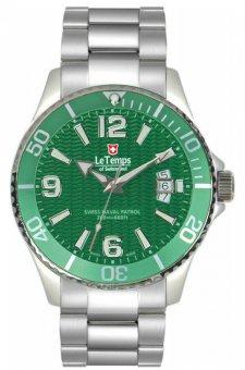 Le Temps LT1081.06BS01 - zegarek męski
