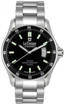 Le Temps LT1078.11BS01 - zegarek męski