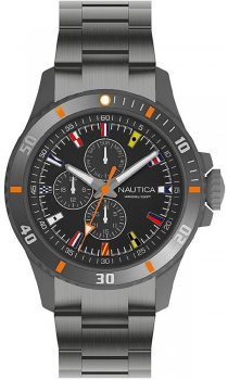 Nautica NAPFRB019 - zegarek męski